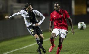 Benfica sem os lesionados Nuno Tavares e Gabriel. Vlachodimos nos convocados