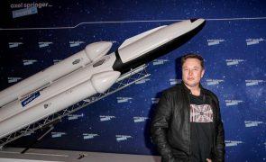 SpaceX, de Elon Musk, cria SXPT para oferecer Internet via satélite em Portugal