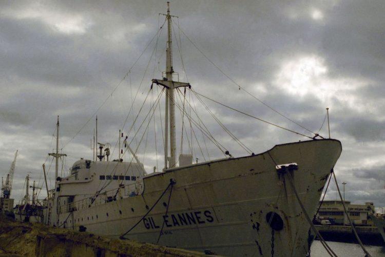 Navio-museu Gil Eannes bateu recorde de visitas em 2016