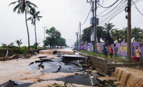 ONU transmite pesar e aponta 10 mil afetados pelas cheias em Timor-Leste