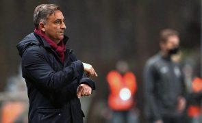 TAD absolve Sporting de Braga de jogos à porta fechada
