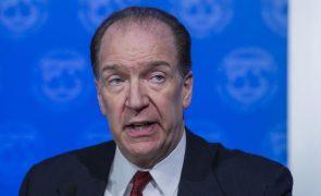 Banco Mundial espera que G20 prolongue moratória sobre dívida de países pobres