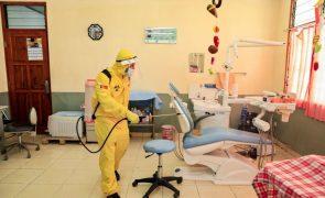 Covid-19: Timor-Leste regista primeira morte, uma mulher de 44 anos