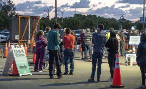Covid-19: EUA com 387 mortos e 69.720 casos nas últimas 24 horas