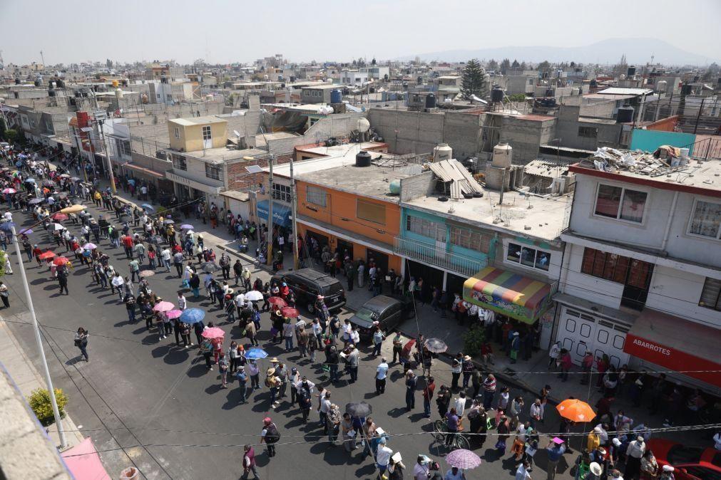 Covid-19: México com 252 mortos e 1.247 casos nas últimas 24 horas