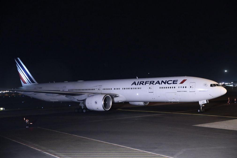 Comissão Europeia aprova ajuda de 4.000 ME do Estado francês à Air France