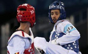 Rui Bragança no Europeu de taekwondo em teste para apuramento olímpico em Sofia