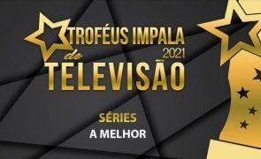 Troféus Impala de Televisão 2021: Nomeações na categoria de Melhor Série