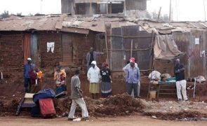 Risco de perder um filho em África é cem vezes mais que num país desenvolvido
