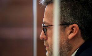 Moedas diz nunca ter discutido problemas do BES e GES com a 'troika'
