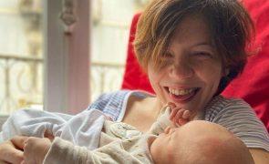 Cecília Henriques desabafa após ser mãe: «Vou do choro ao riso muito fácil»