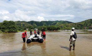Timor-Leste/Cheias: Beiros e botes de borracha para apoiar as populações de Tasi 'Ida'