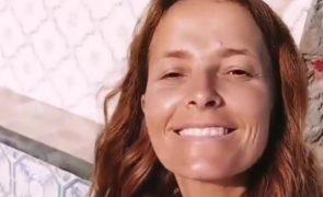 Cristina Ferreira mostra-se sem maquilhagem e soma elogios: «Fica mais bonita»