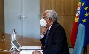 Covid-19: António Costa nega qualquer problema com Marcelo
