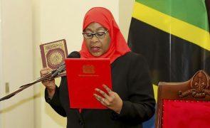 Covid-19: Nova Presidente da Tanzânia muda política e cria comité para luta contra doença