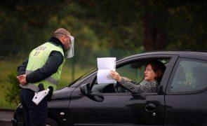 Covid-19: Governo vai aumentar fiscalização nos concelhos com maior incidência
