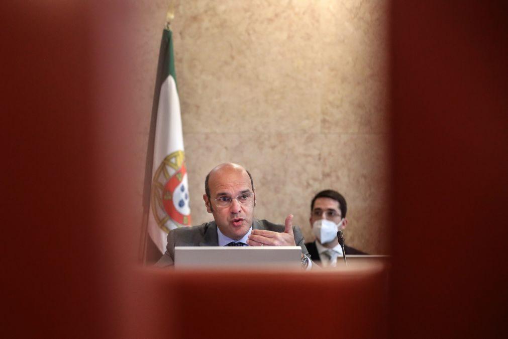 Portugal é o país com maior percentagem de apoios às empresas, diz Siza Vieira