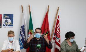 Frente Comum marca ação nacional de luta para 20 de maio