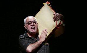 Sociedade de Autores homenageia Paulo de Carvalho e apoia candidatura ao Grammy Latino