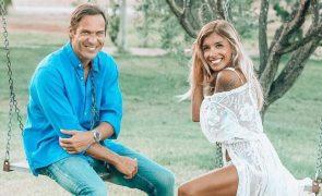 Namorada de José Carlos Pereira mostra corpo cinco dias após ser mãe