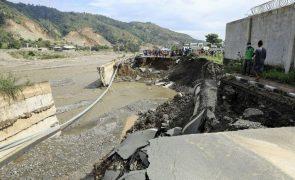 Timor-Leste/Cheias: Governo estima danos de 100 milhões de dólares em infraestruturas