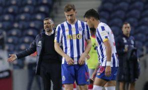 FC Porto e Sérgio Conceição multados pelo Conselho de Disciplina