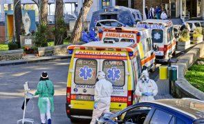 Amnistia: Debilidade dos sistemas de saúde na Europa foi exposta pela covid-19