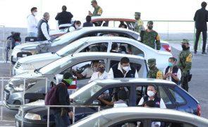 Covid-19: México com 603 mortos e 4.675 casos nas últimas 24 horas