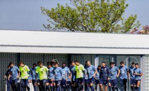 LC: FC Porto 'recebe' Chelsea em Sevilha na primeira mão dos quartos de final