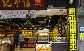 FMI/Previsões: Economia de Macau deve crescer 61,2% este ano