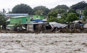 Timor-Leste/Cheias: Autoridades timorenses procuram 36 desaparecidos