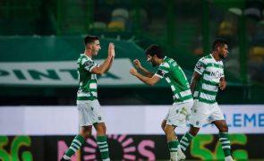 Líder Sporting tenta regressar às vitórias, perseguidores esperam novo deslize