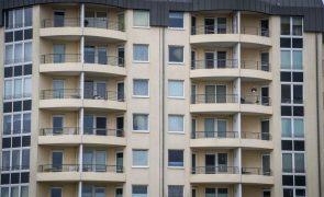 Preço de venda de imóveis para habitação aumentou 17,4% no primeiro trimestre