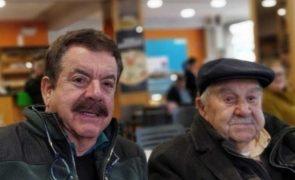Pai de Quim Barreiros morre aos 102 anos