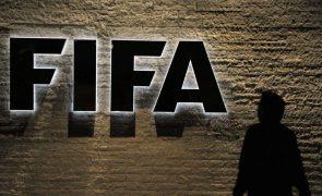 Itália sobe no 'ranking' da FIFA e Portugal mantém quinto lugar
