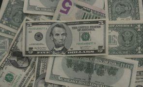 Défice comercial dos EUA atinge 71,1 mil milhões de dólares em fevereiro