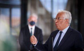 Covid-19: Costa apela a posição coordenada da União Europeia relativamente à AstraZeneca