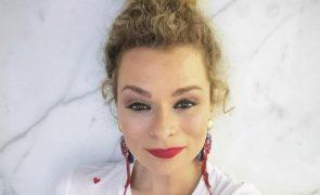 Rita Mendes vai ser mãe pela terceira vez aos 44 anos