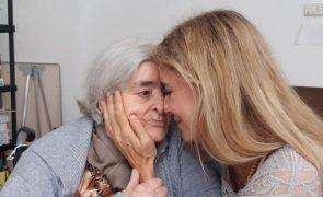 Mila Ferreira chora ausência da mãe: «Viverás para sempre na nossa alma»