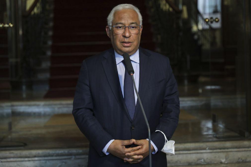 Óbito/Jorge Coelho: Poucos exprimiram tão bem a alma dos socialistas - António Costa