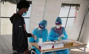 Covid-19: Cabo Verde iguala recorde de 191 novos casos e soma mais dois óbitos