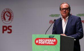 Óbito/Jorge Coelho: Carlos César enaltece frontalidade, clareza e bondade do socialista