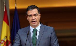 Chefes de governo de Espanha e Angola reúnem-se em Luanda