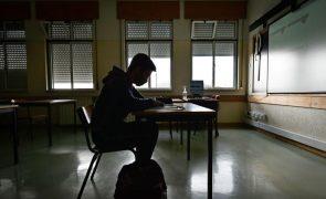 Covid-19: Cerca 7.000 alunos do secundário da Madeira retomam aulas presenciais