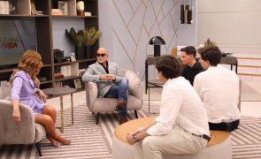 Sabe que empresa portuguesa decorou a casa do programa Cristina ComVida?