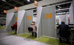 Covid-19: Alemanha regista 306 mortos e 20.407 casos nas últimas 24 horas