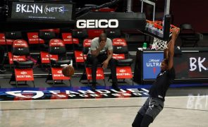 Kevin Durant regressa após 23 jogos de ausência na NBA devido a lesão