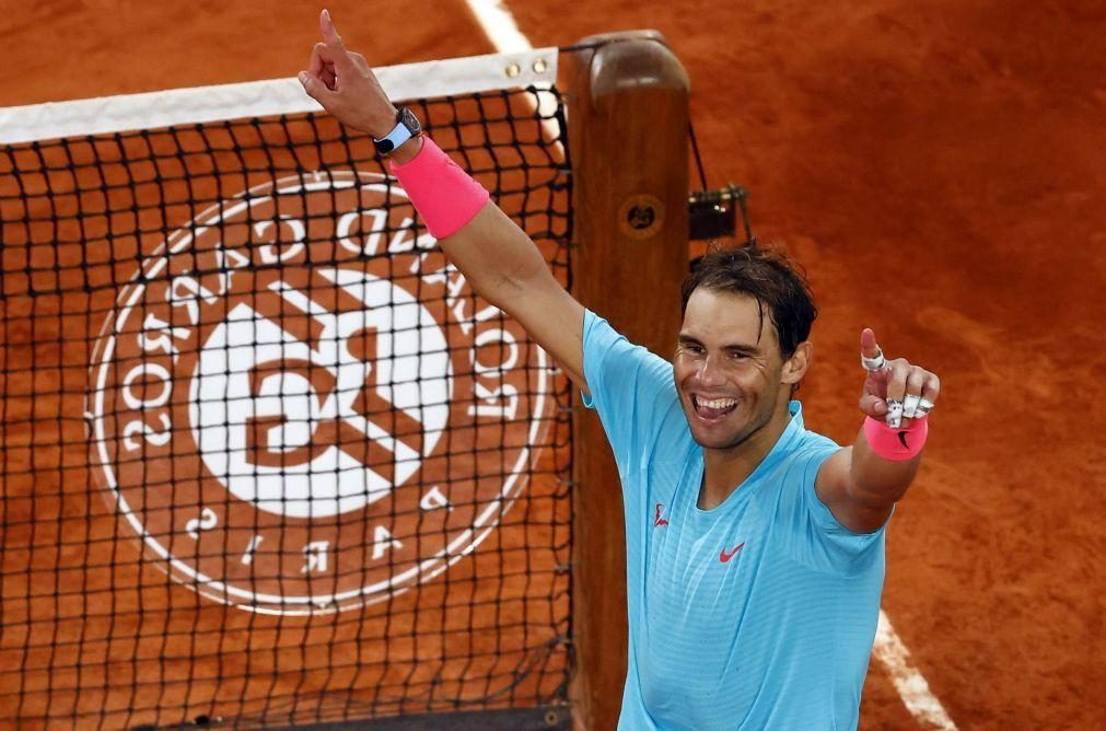Covid-19: Torneio de Roland Garros adiado para permitir mais público