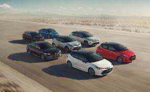 Toyota 'Marca de Confiança' automóvel pelo 12.º ano consecutivo