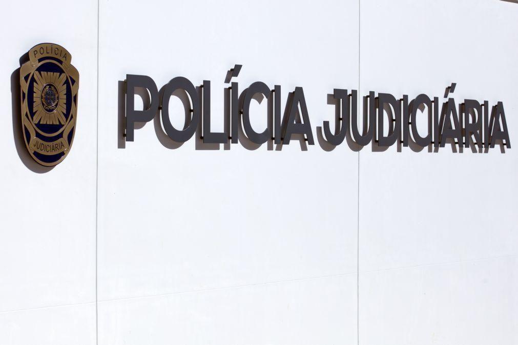 PJ detém 5 suspeitos de tráfico de droga numa cadeia de Bragança
